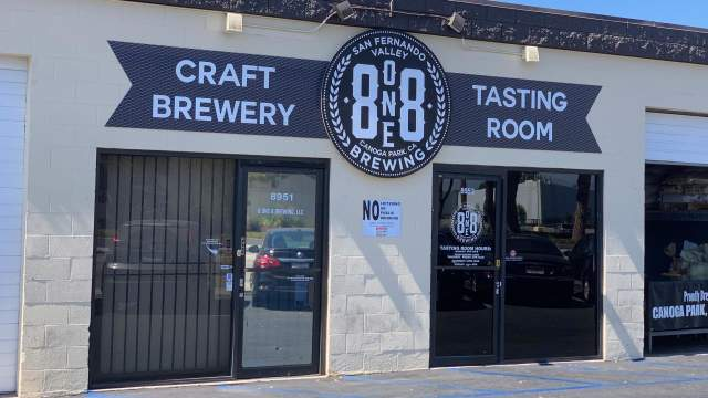 Image of 8one8 Brewing