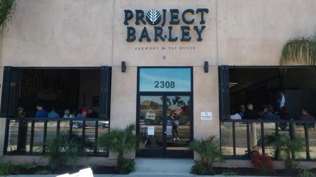 Image of Project Barley Brewery